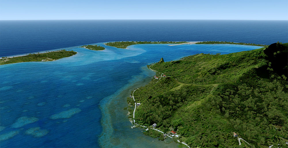 Tahiti & Society Islands