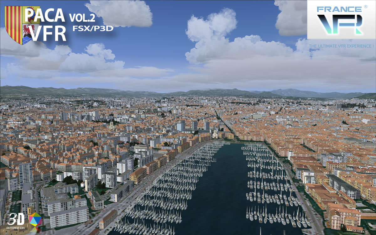 VFR Regional - French Riviera Vol.2