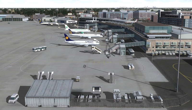 German Airports 3 - 2012 (Bremen)