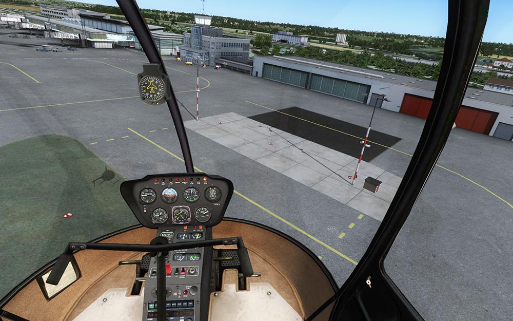 Fsx german airfields