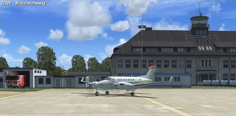 German Airfields 3 - Lower Saxony
