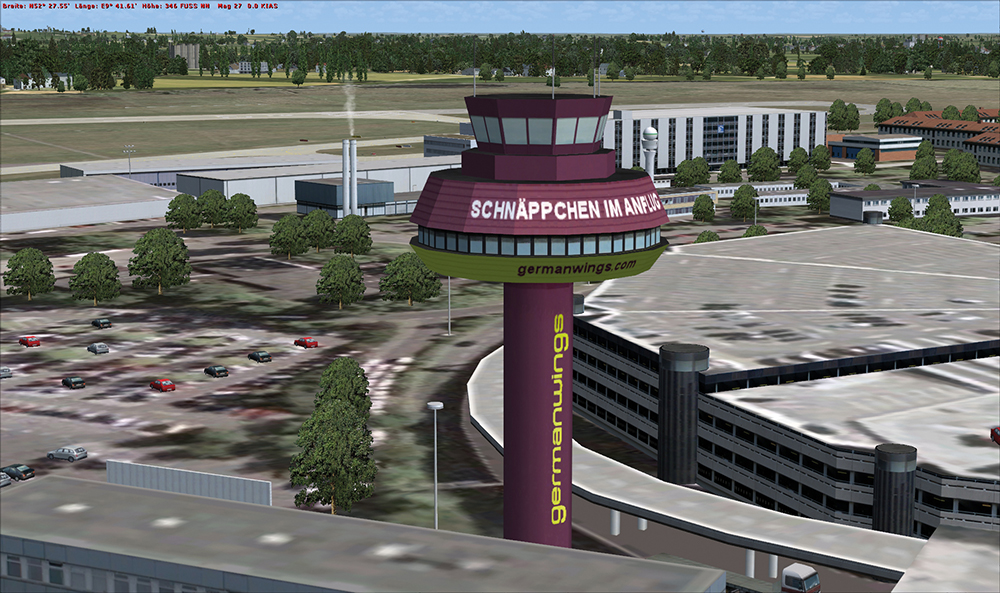 German Airports 2 - 2012