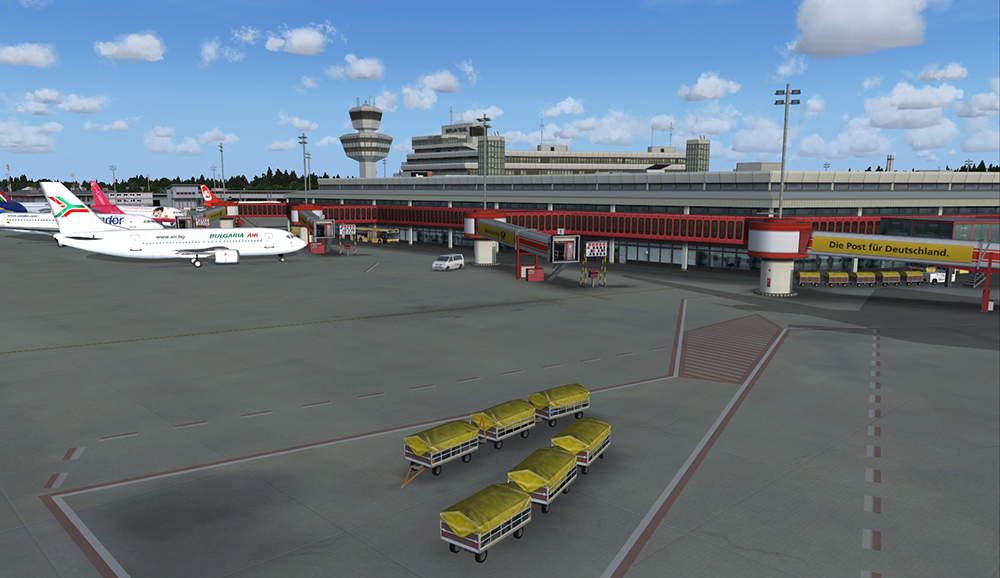 German Airports 3 - 2012