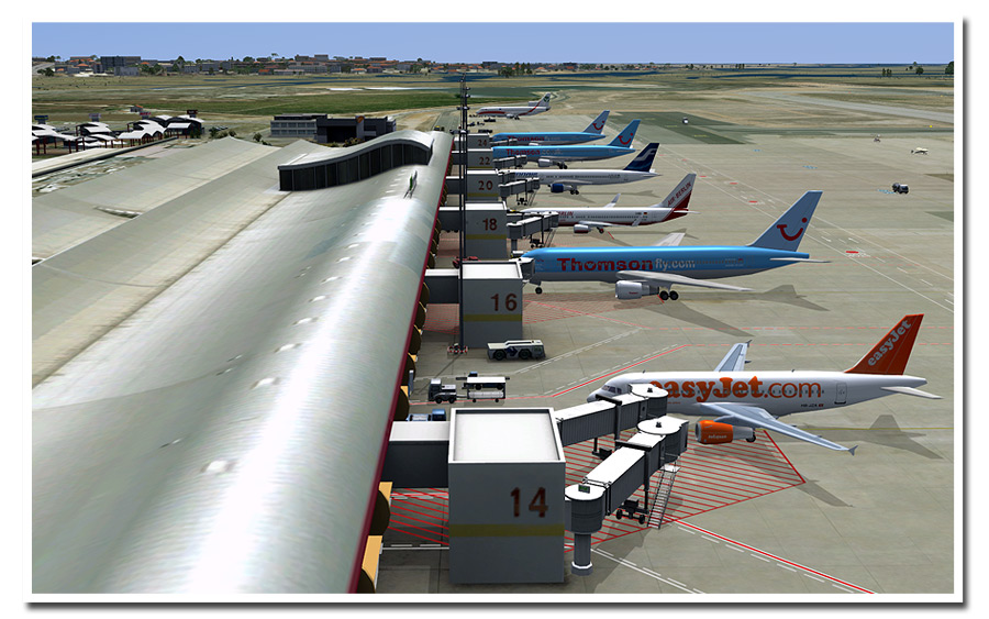 Holiday Airports