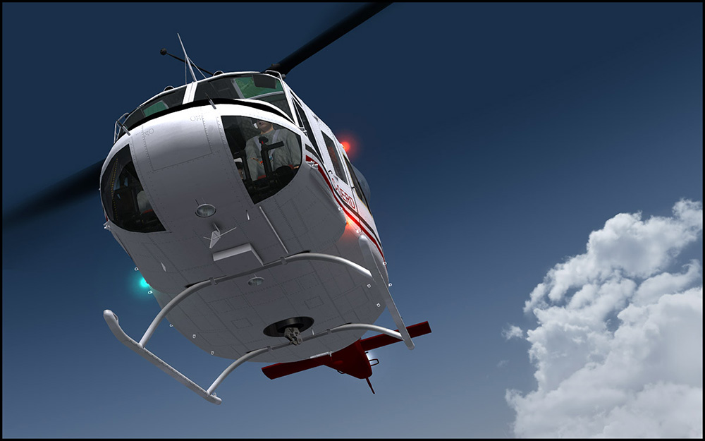 Huey X | Aerosoft Shop