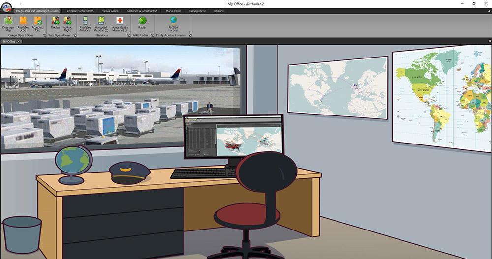Air Hauler 2 | Aerosoft Shop