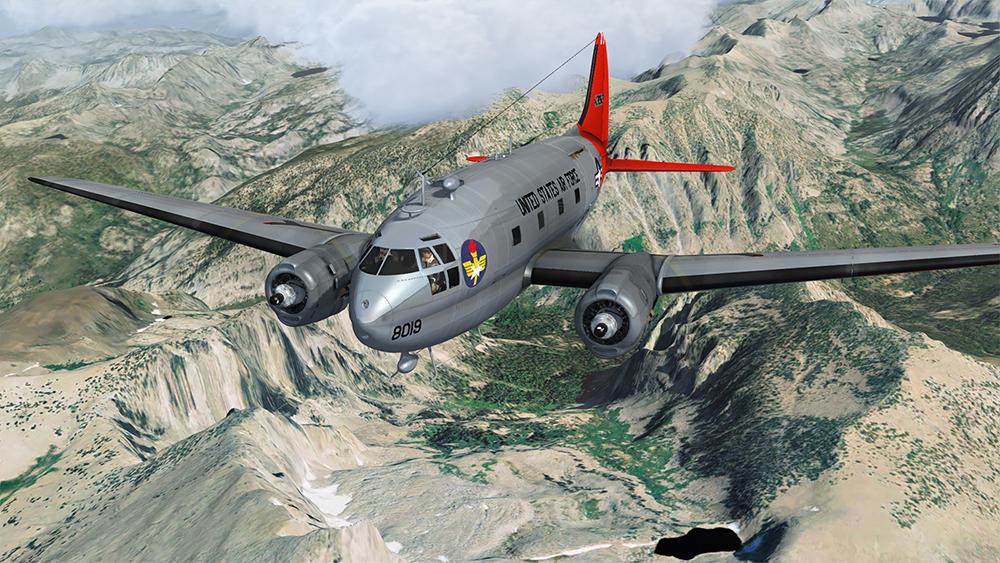 C-46 Commando | Aerosoft US Shop