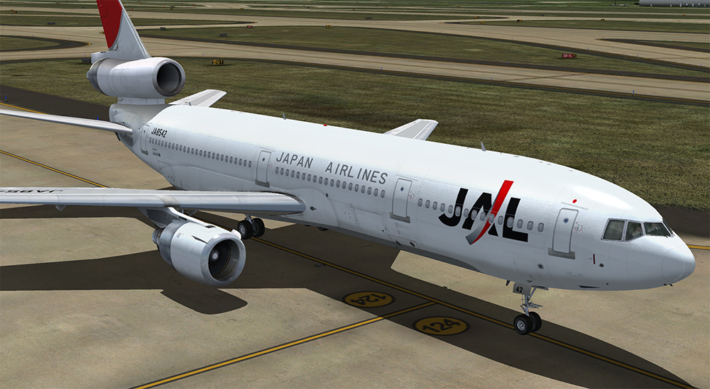 DC-10 Collection HD 10-40 - Livery Pack