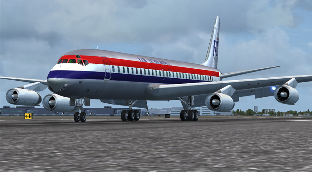 DC-8 Jetliner 50-70 | Aerosoft Shop