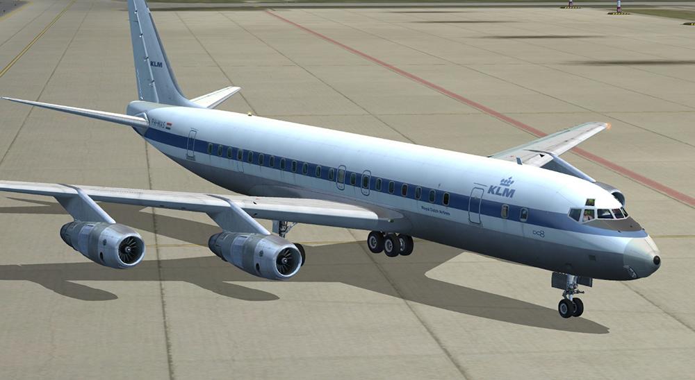 DC-8 Jetliner 50-70 Livery Pack 1 | Aerosoft US Shop
