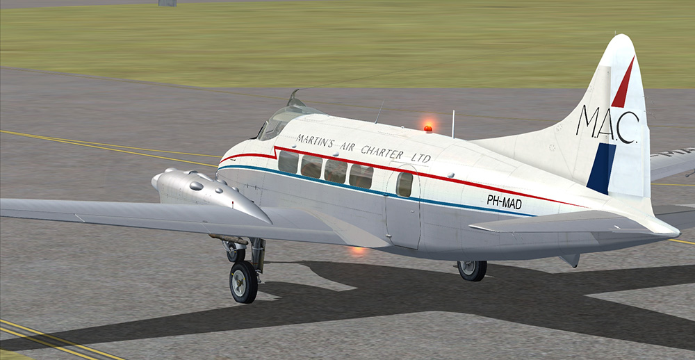 DH.104 Dove & Devon - Livery Pack