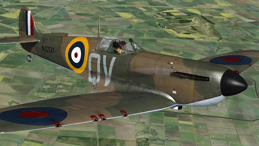 Dunkirk Spitfire Aerosoft Shop