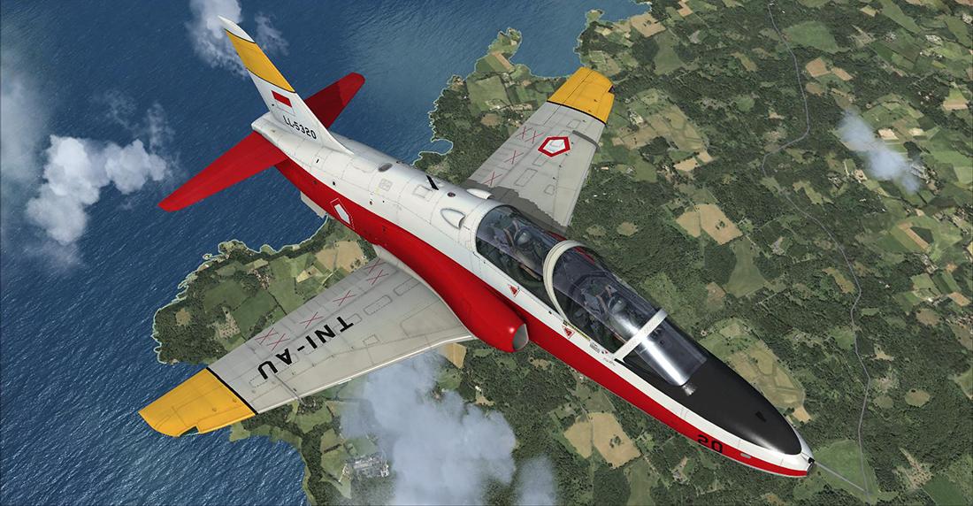 Hawk T1/A Advanced Trainer | Aerosoft Shop