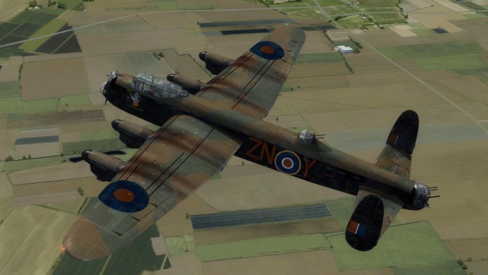 Lancaster B Mk I | Aerosoft Shop