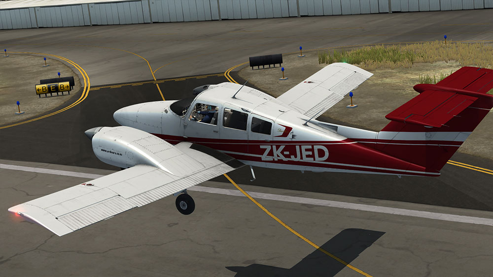 Duchess Model 76 (FSX/P3D)