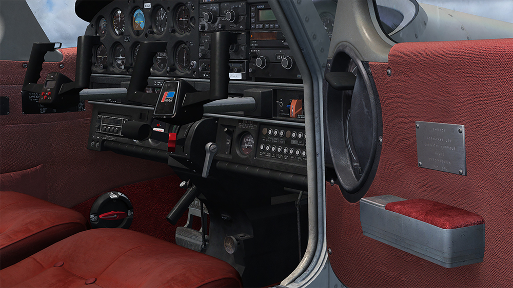 PA-28-161 Warrior II (FSX/FSX:SE)