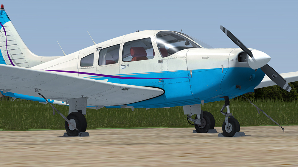 PA-28-161 Warrior II (P3D)