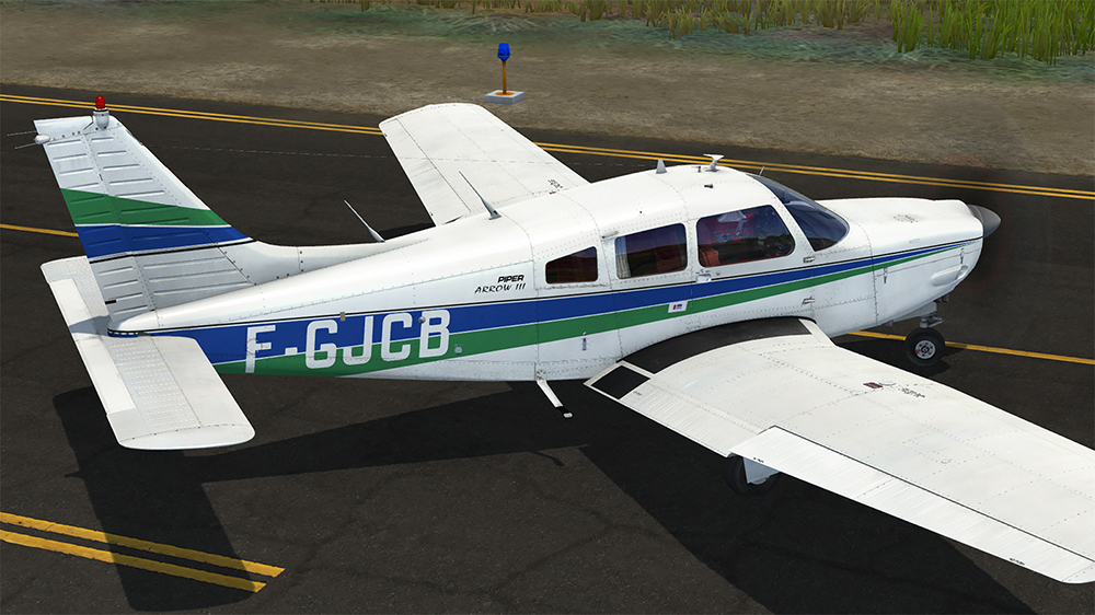 PA-28R Arrow III & Turbo Arrow III/IV Bundle (FSX/P3D)