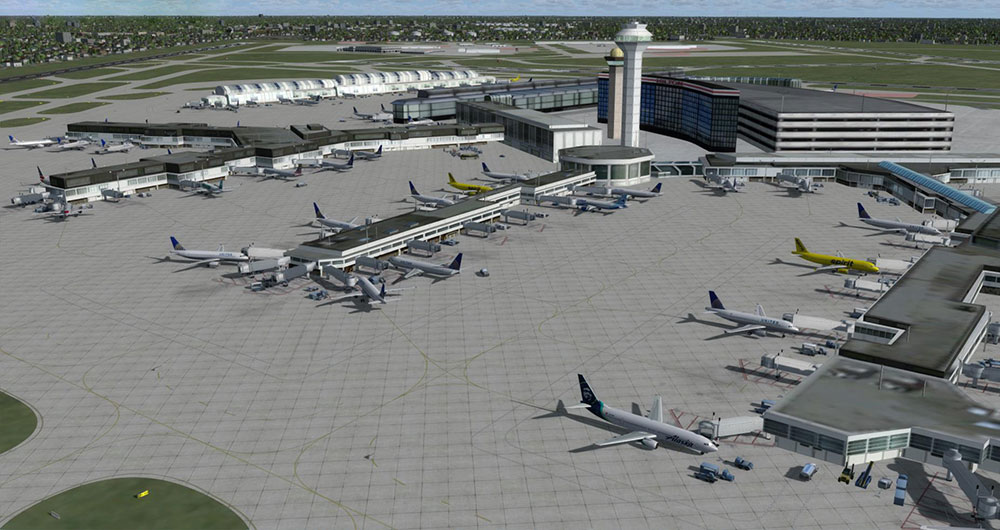 Traffic Global for P3D & FSX