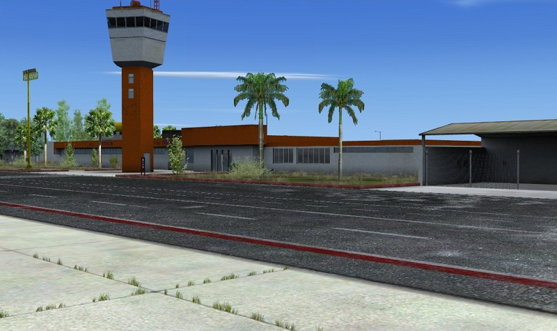 Bajasim - La Paz International Airport
