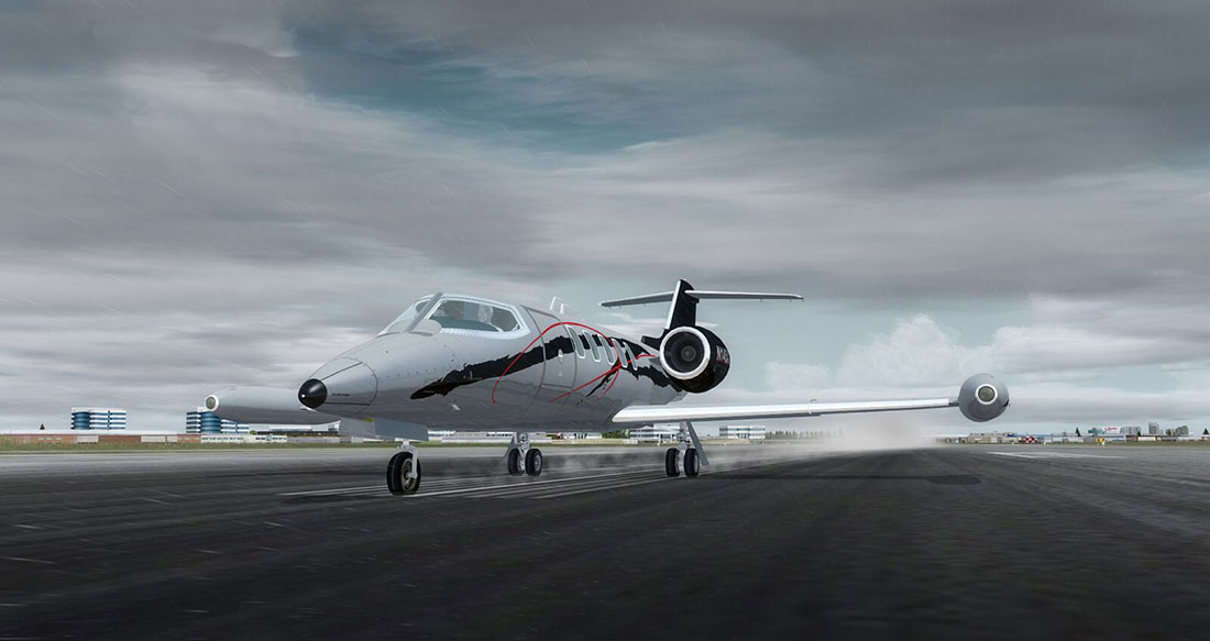 Lear35 Immersion