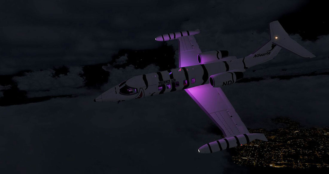 Lear35 Immersion | Aerosoft US Shop