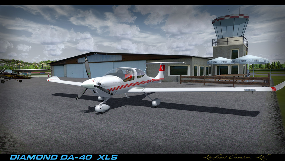 Lionheart Creations - Diamond DA40