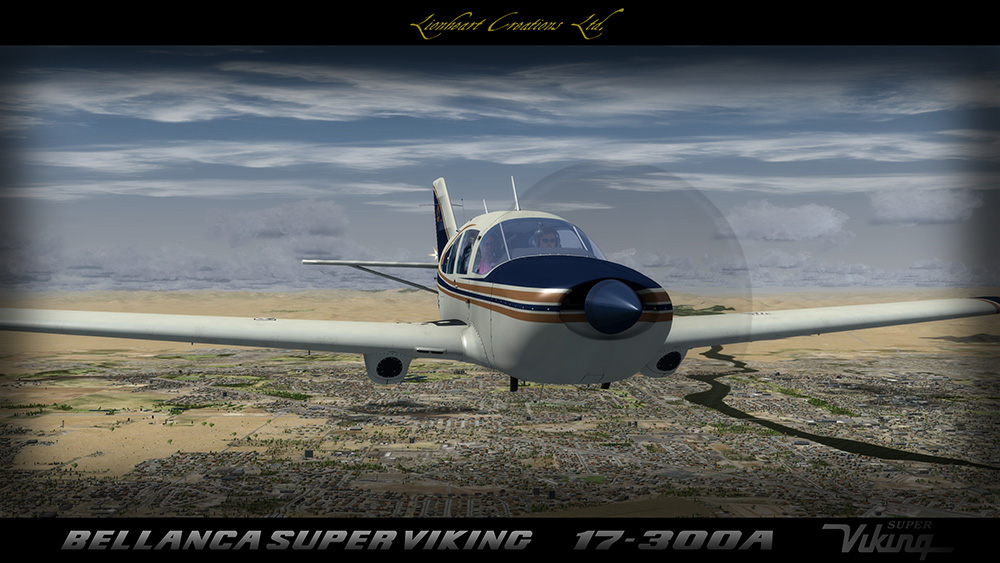 Lionheart Creations - Super Viking 17-300A