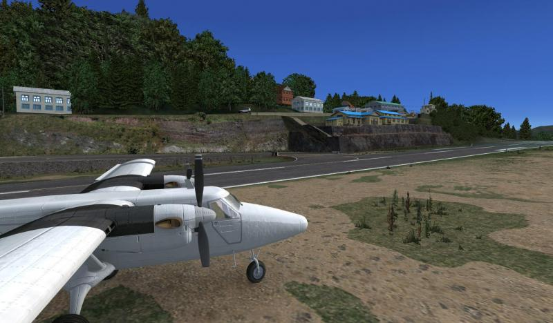 Lukla - Mount Everest Extreme for FSX