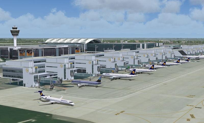 Mega Airport München | Aerosoft Shop