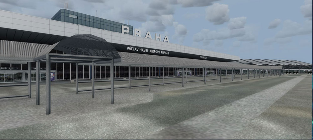 Mega Airport Prague