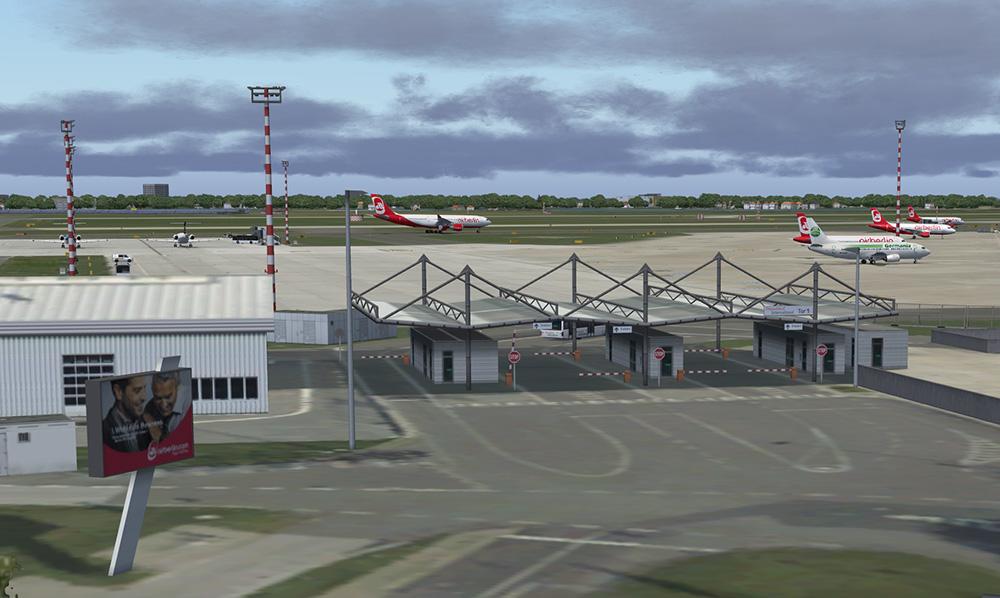 Mega Airport Dusseldorf Aerosoft Shop
