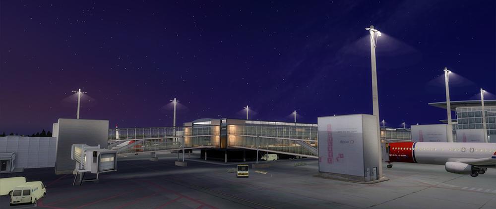 Mega Airport Oslo V2 0 | Aerosoft Shop