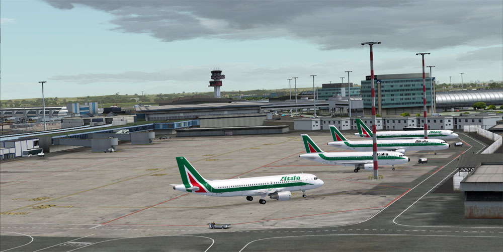 Mega Airport Rom | Aerosoft Shop