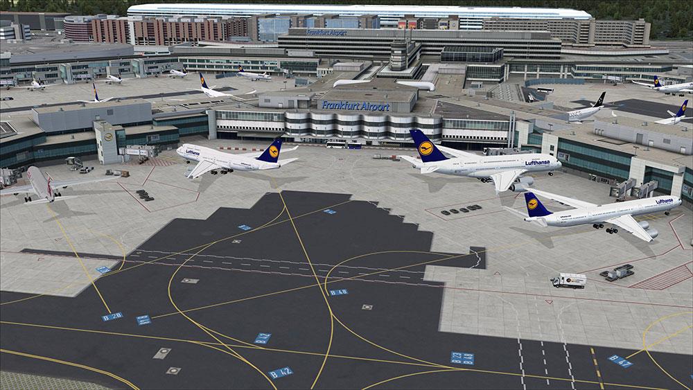 Mega Airport Frankfurt V2 0 | Aerosoft Shop
