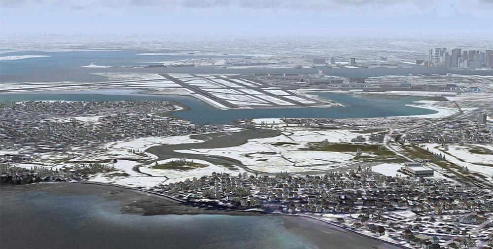 Mega Airport Boston Logan | Aerosoft Shop