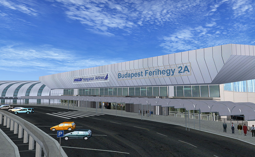 Mega Airport Budapest | Aerosoft Shop