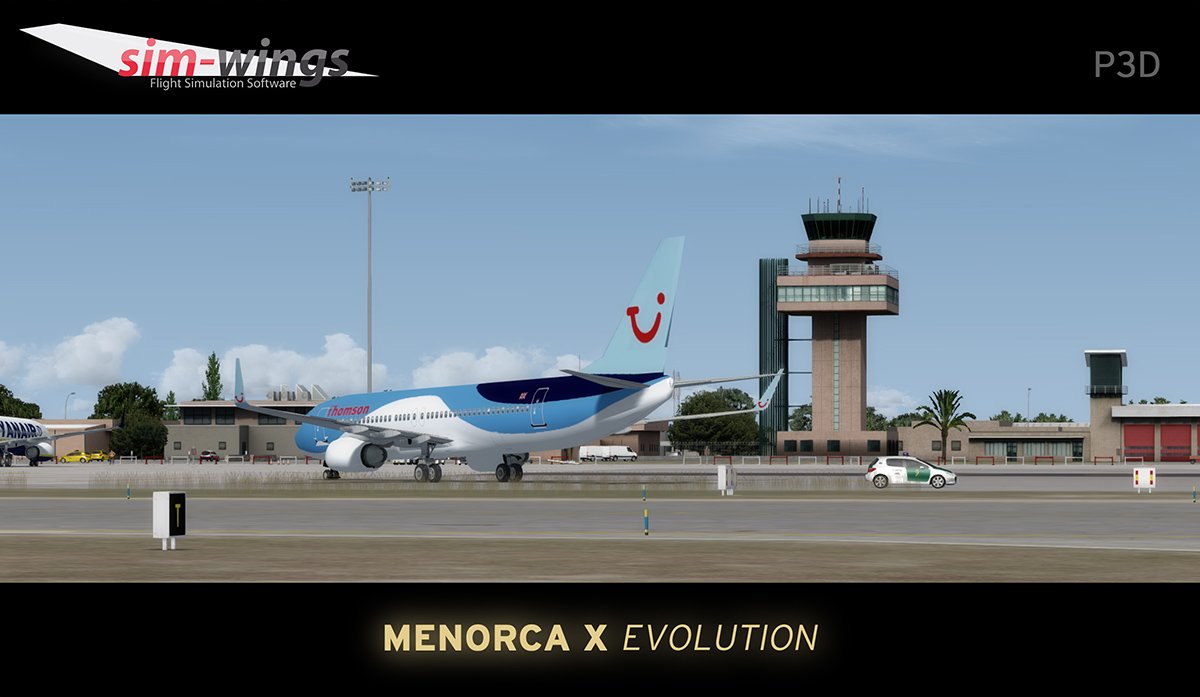 Menorca X Evolution | Aerosoft Shop