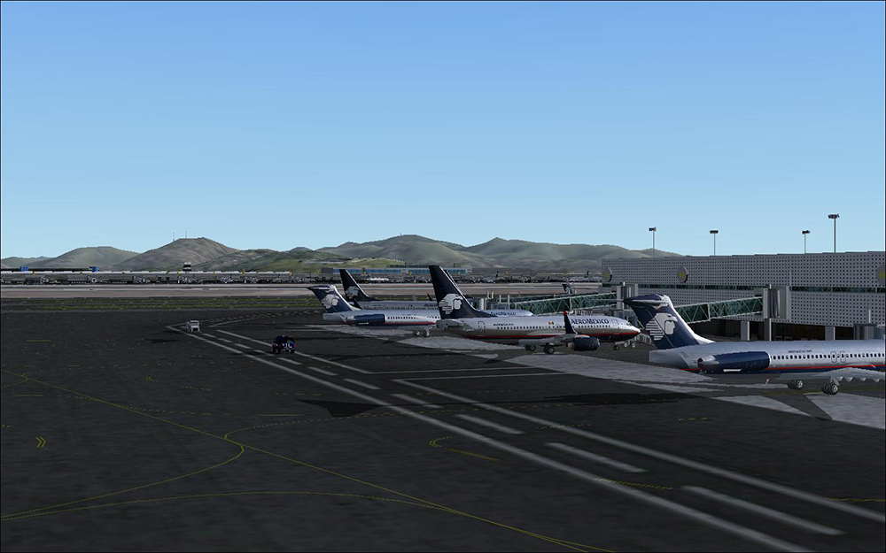 Airports of Mexiko City & Central