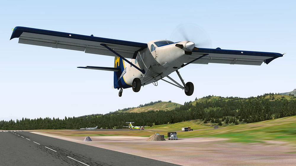 DHC-3T Turbo Otter