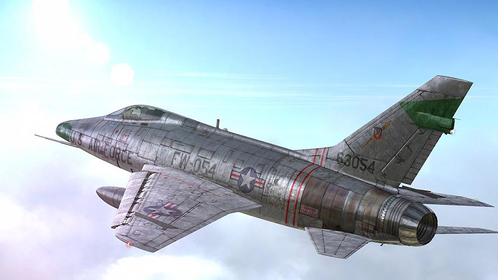 F-100D Super Sabre | Aerosoft US Shop