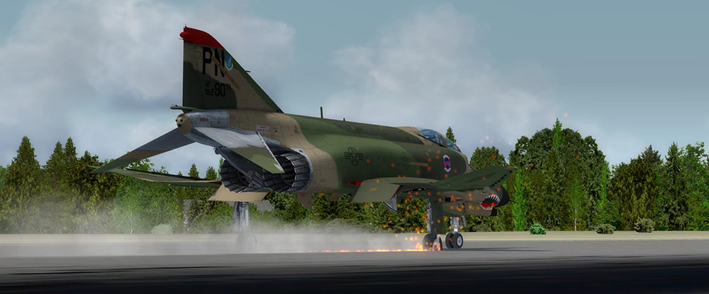 F-4E Phantom II Advanced