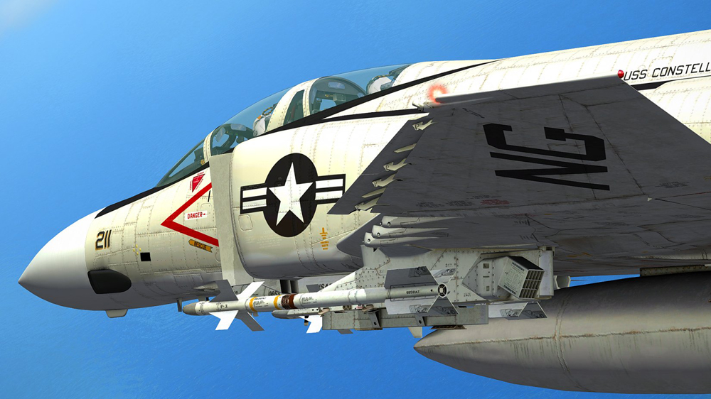 Advanced Series: F-4E Phantom II | Aerosoft US Shop
