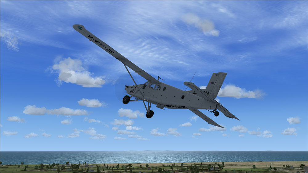 Milviz - PC-6 Porter for FSX: Steam Edition