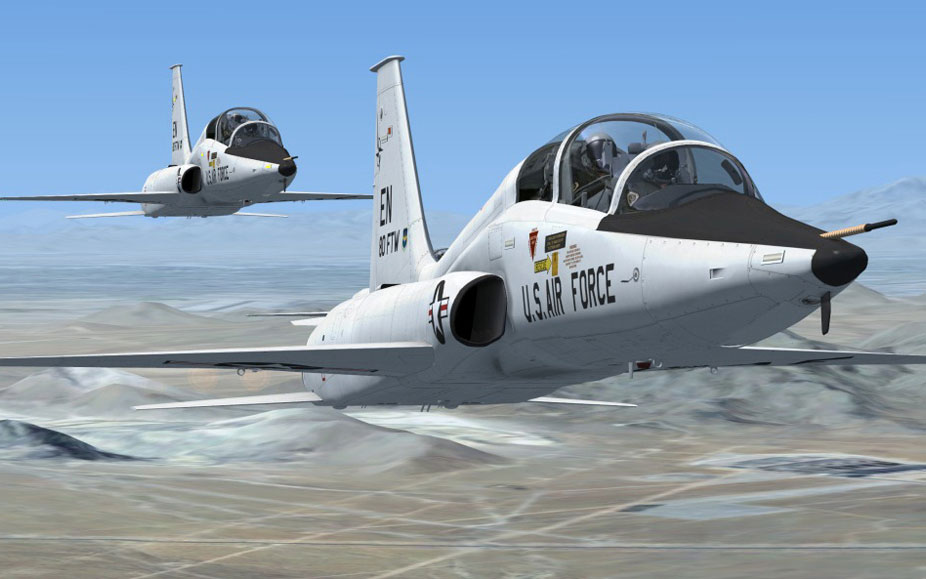 Advanced Series T-38A Talon