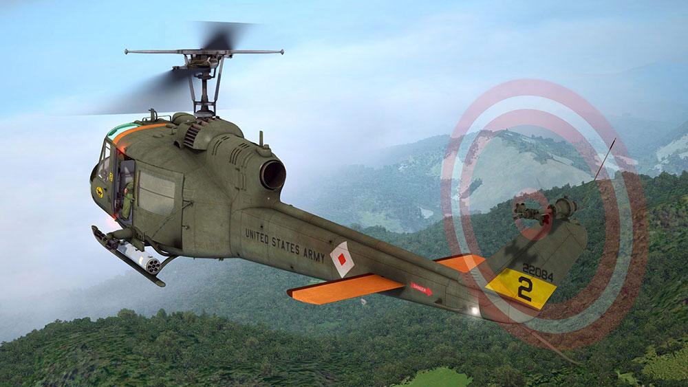 UH-1C / UH-1H Huey