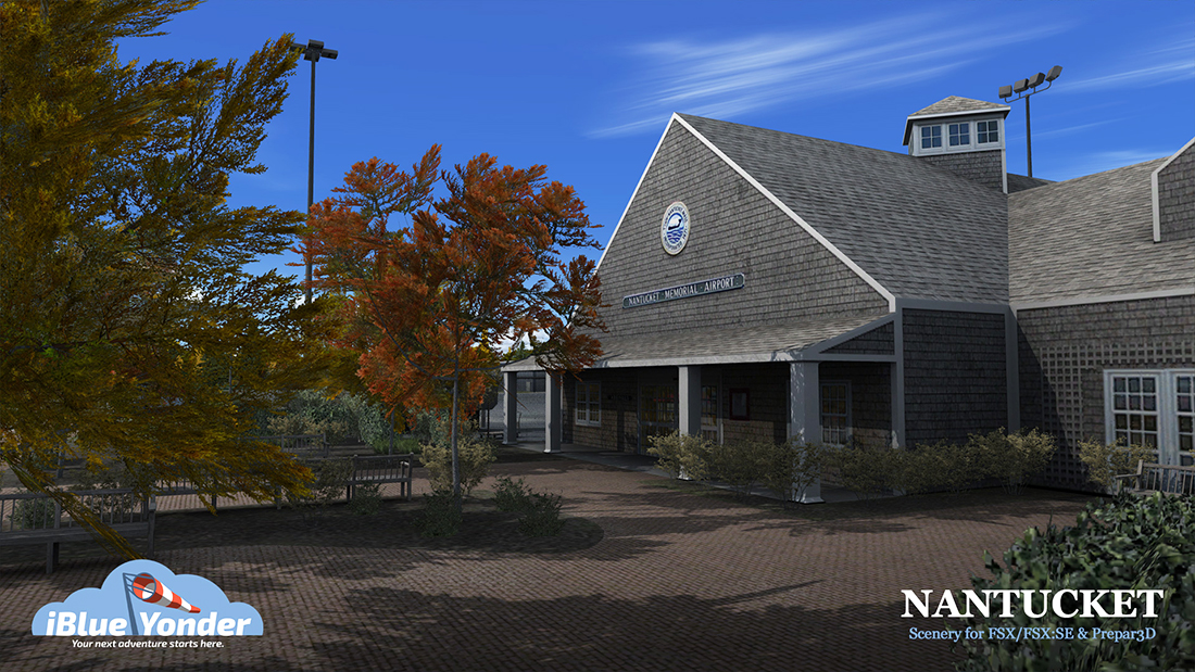 Nantucket Island | Aerosoft Shop
