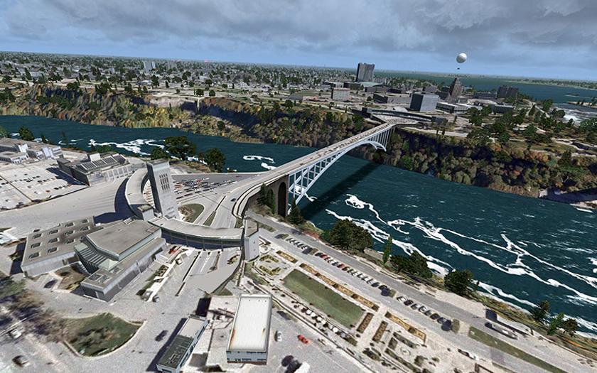 US Cities X - Niagara Falls/Buffalo   Aerosoft Shop