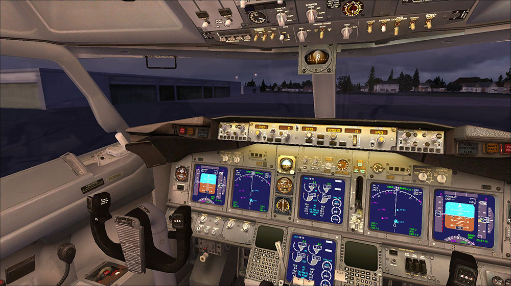 Perfect Flight - FSX Missions - Alitalia B737-800
