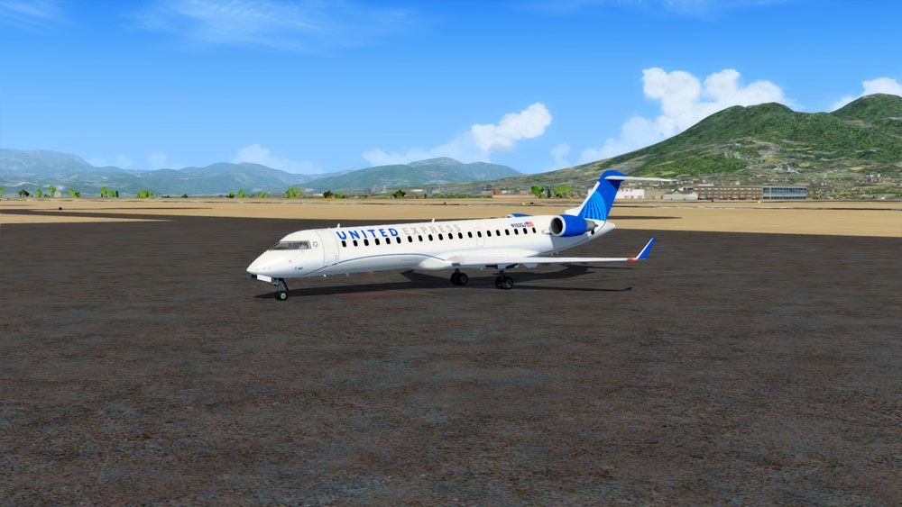 Perfect Flight - FSX Missions - United CRJ-700